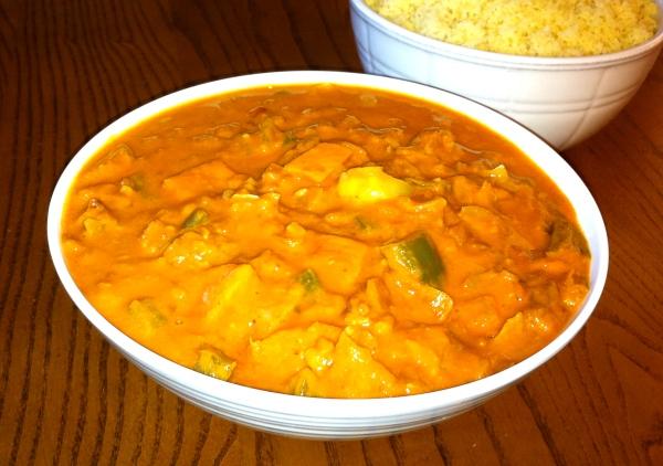 Yam Stew