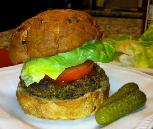 Best Veggie Burgers | Veggie Yogi