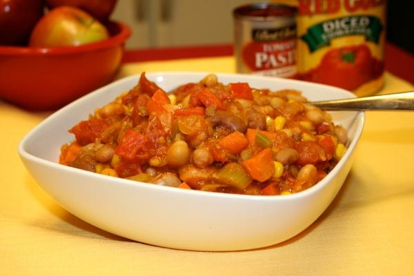 15-Bean Chili